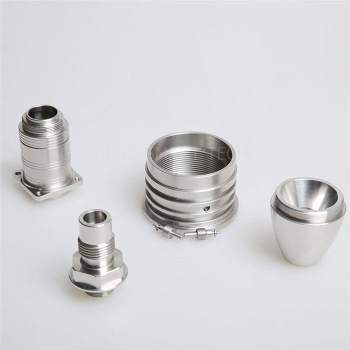 Customzied Precision CNC Machining Stainless Steel Parts