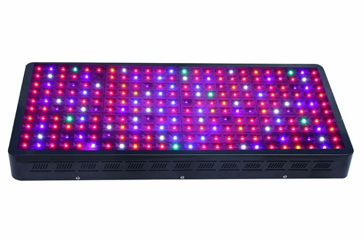 High Yield hydroponic farming systems led grow light 1200W plant growth light led growers lamps
