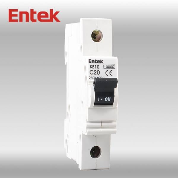 Miniature Circuit Breaker CE MCB 1P 20A