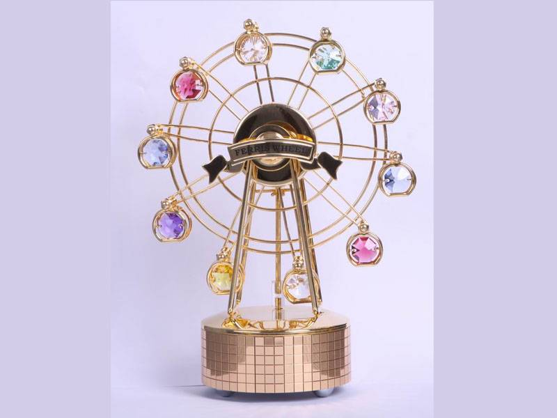 Ferris Wheel Model Music Box