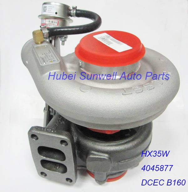 holset hx35w turbo 4045877 / 4045184 for Cummins engine