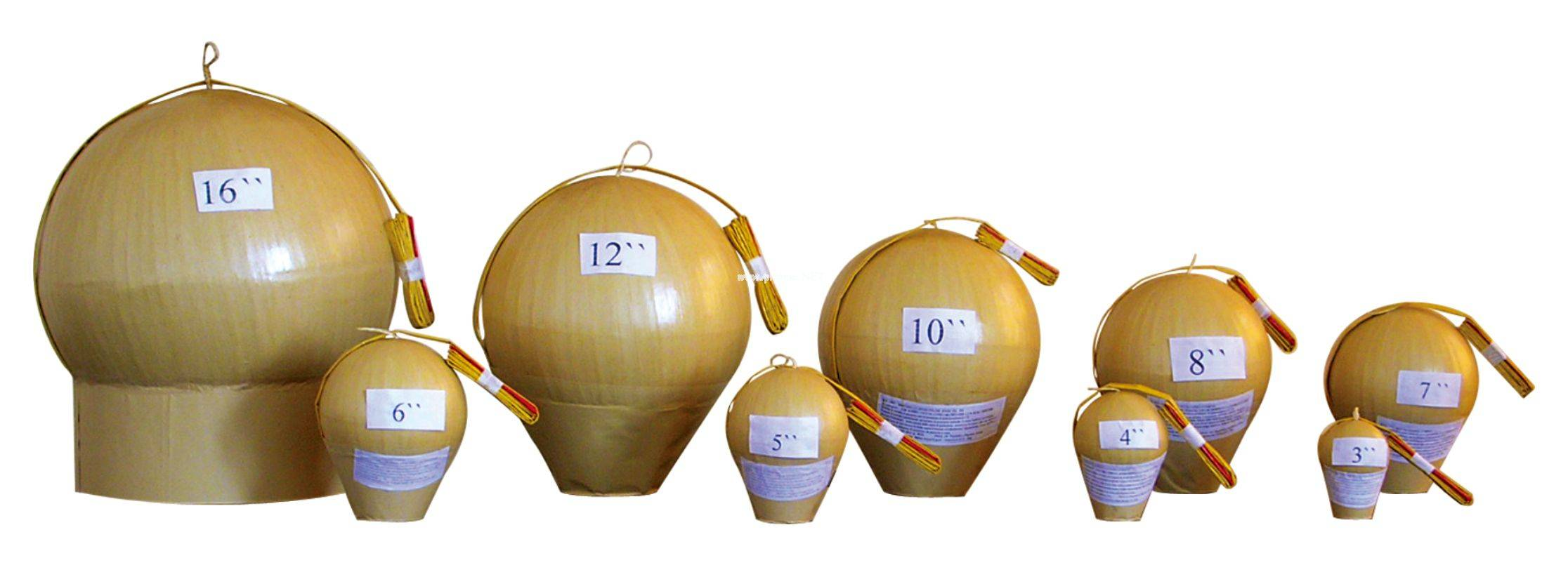 Display Shells- 1.3G Fireworks for festivals, wedding