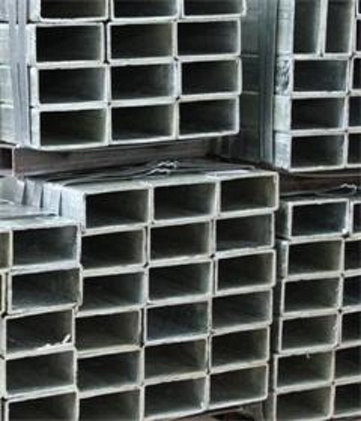 Rectangular steel tube pipe