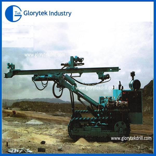 GL120Y Blast Hole Crawler Drill Rigs