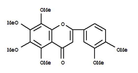 Nobiletin CAS NO.478-01-3