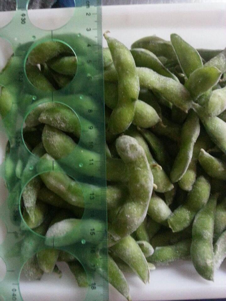 frozen soya beans