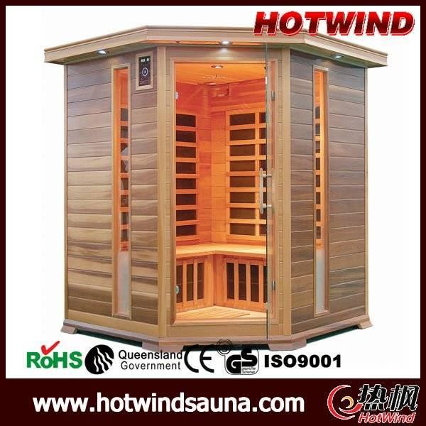 Portable Infrared Sauna room Corner Sauna
