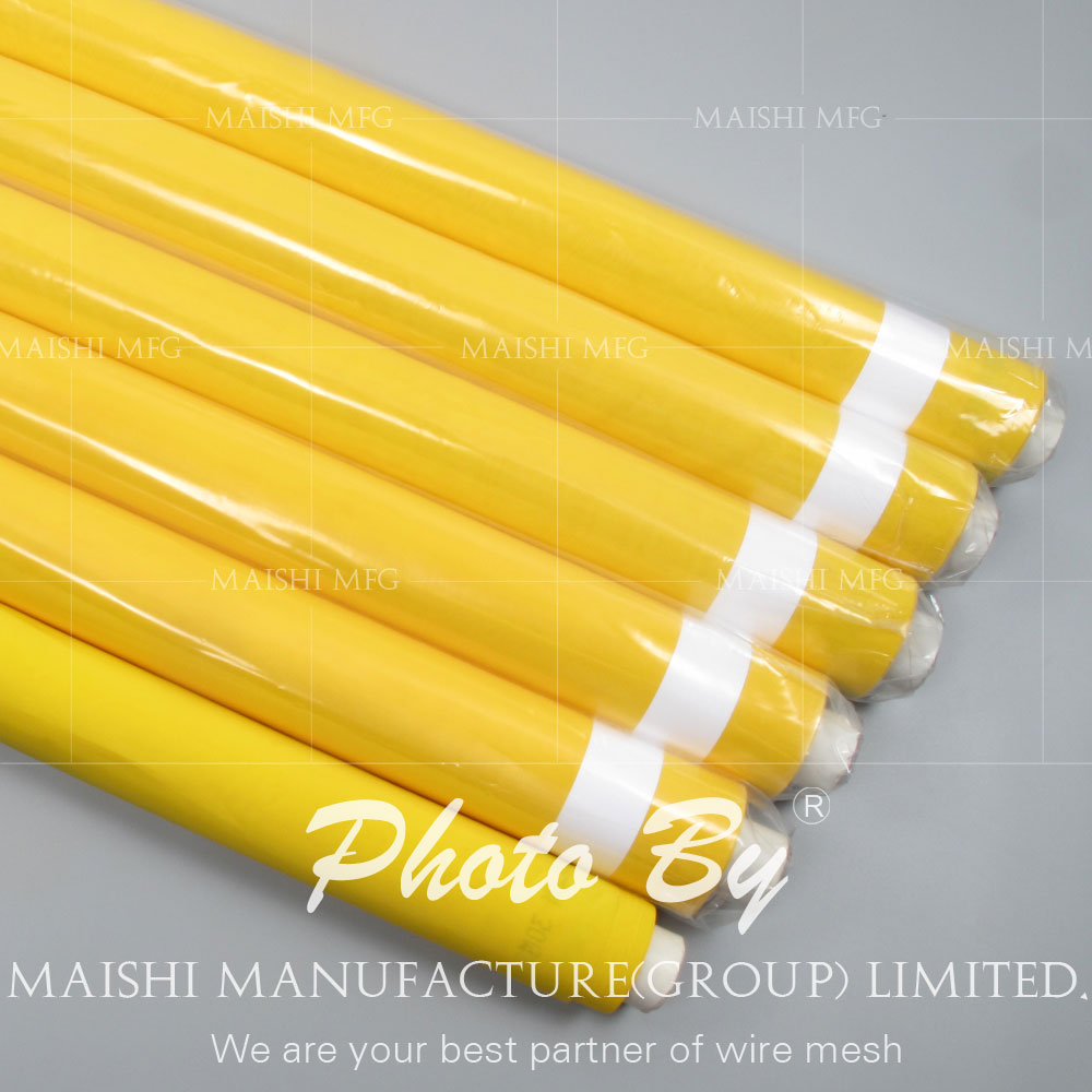 Industrial bolting cloth
