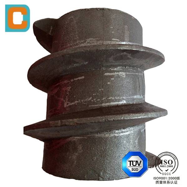 steel investment casting for machinery Parts