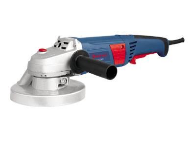 Handle concrete grinder