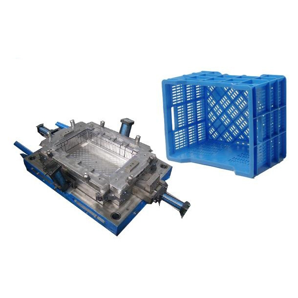 2018 new design Plastic Beer Crate Mould and Box