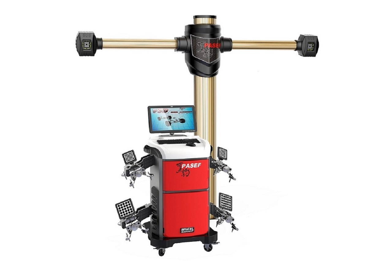 3D Wheel Alignment - 2