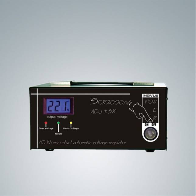 INOVUS SCR Non-Contact Voltage Stabilizer