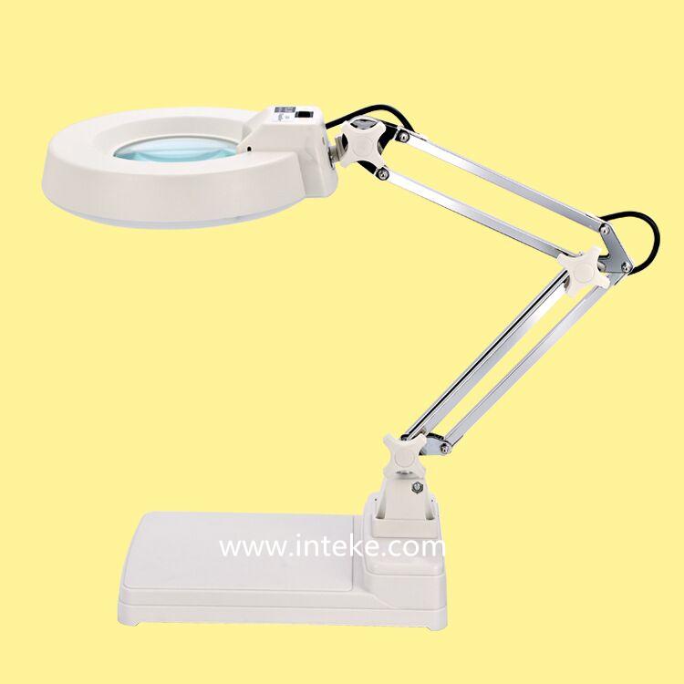 INTEKE Desk Lamp Magnifier LT-86C