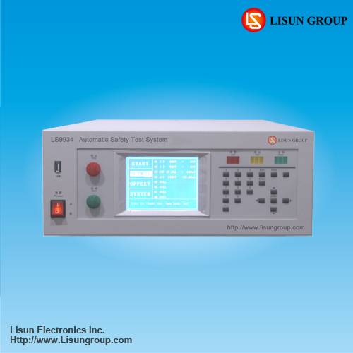 LS9934 Automatic Safety Test System
