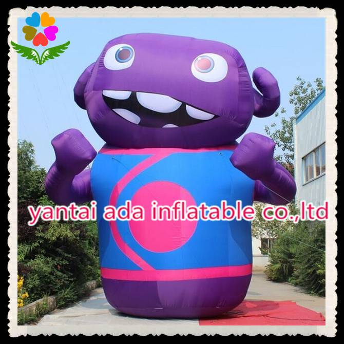 Home Inflatable Oh Cartoon