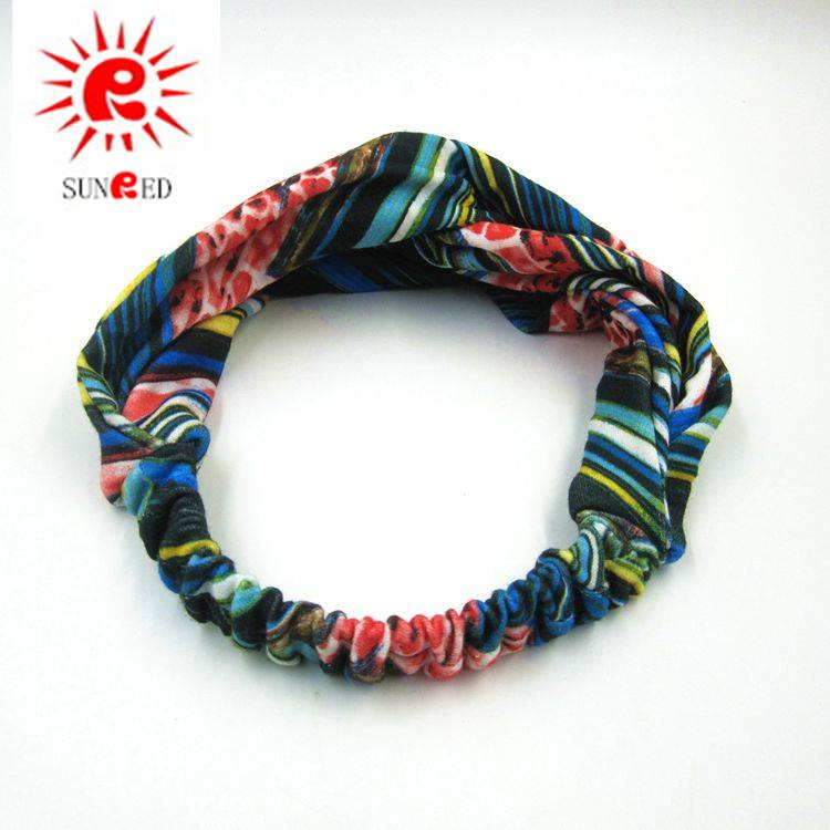 Hair band for sport