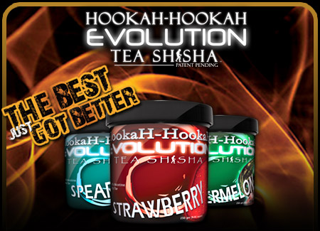 Evolution Tea Herbal Shisha
