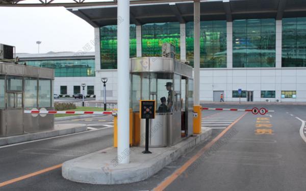 ZOJE Parking Lot Management System Solution