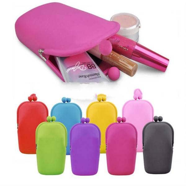 Latest Design Silicone Cosmetic Bag