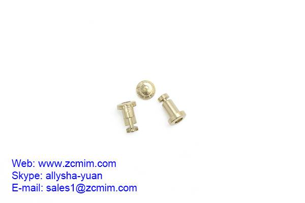 small camera metal parts produce 8years MIM experience
