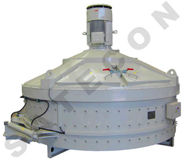 SMP50 Planetary Mixer for Concrete