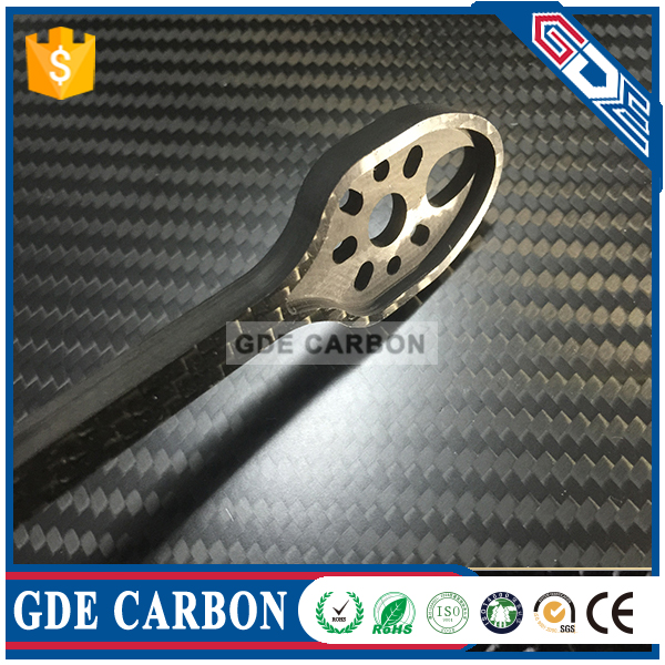 GDE Professional Customized Carbon Fiber CNC cutting services
