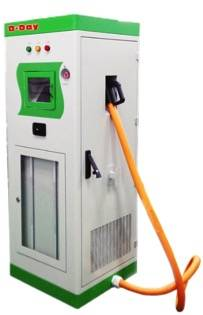 30kw & 60kw All-In-One Electric Vehicle(Car) Charging Pile