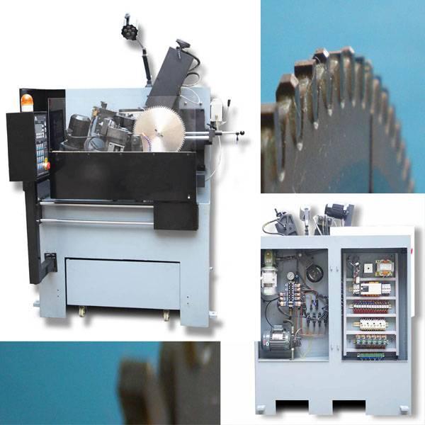 Solid Carbide circular saw blade sharpening  machine