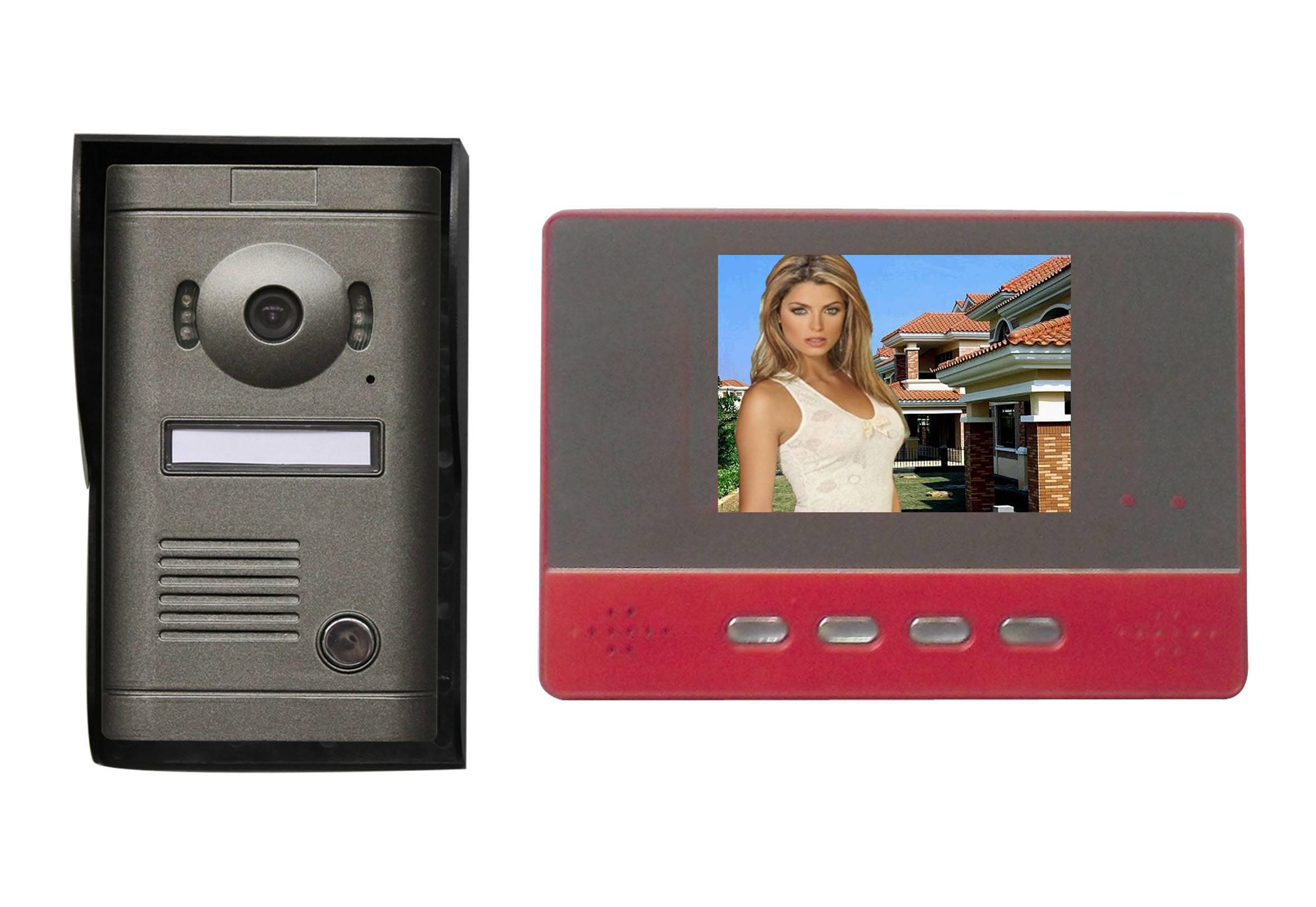 video door phone for villa(ASK310CK35-VIII)