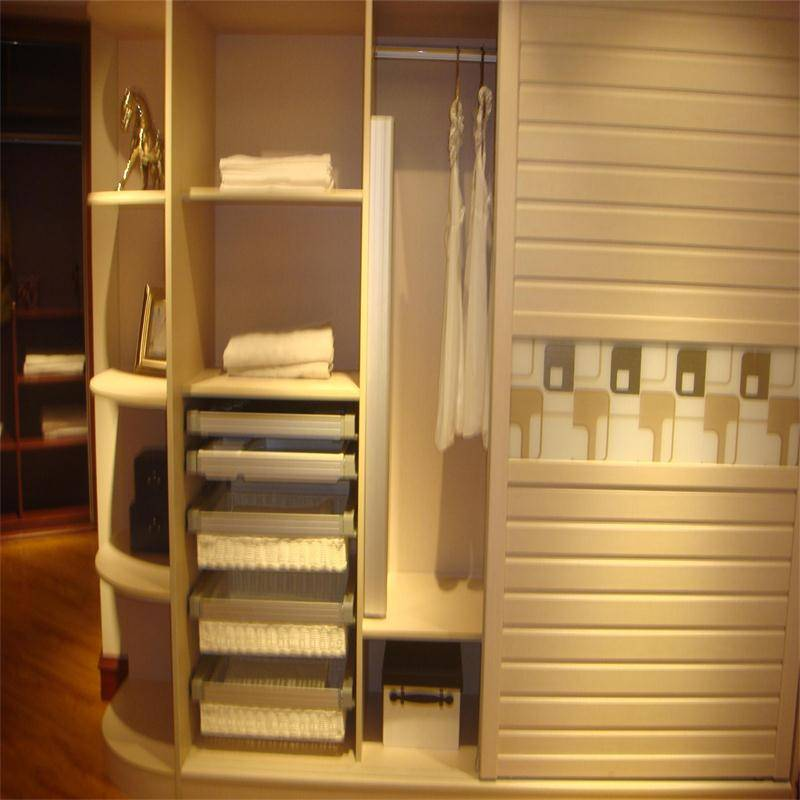 2016 Hot Sale Wooden Bedroom Furnitures wardrobe