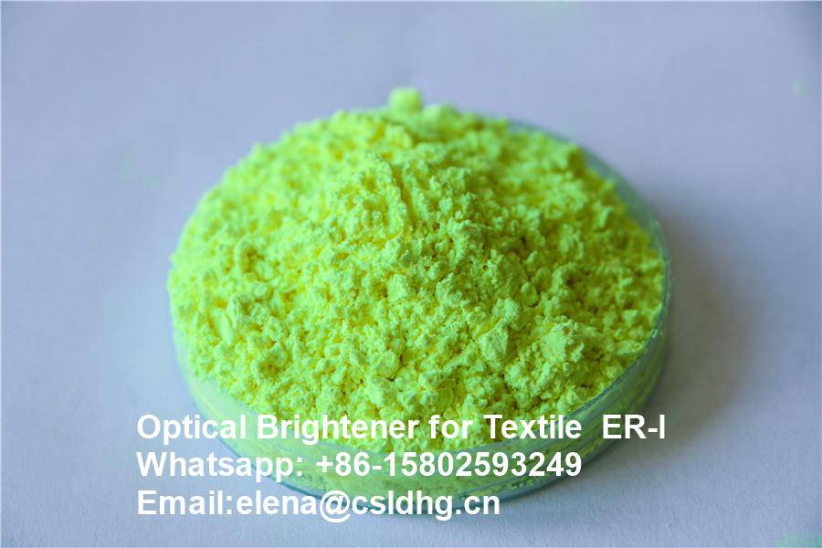 Optical brightening agent whitening polyester fiber ER-I 199