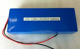 12V 12Ah lifepo4 battery