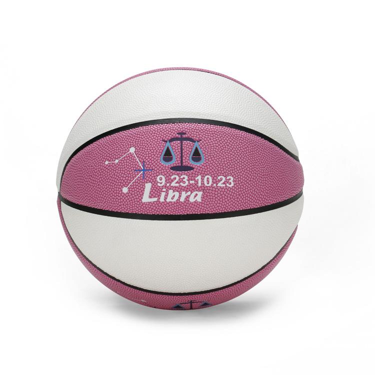 Custom logo constellation series basketball wholesale in bulk