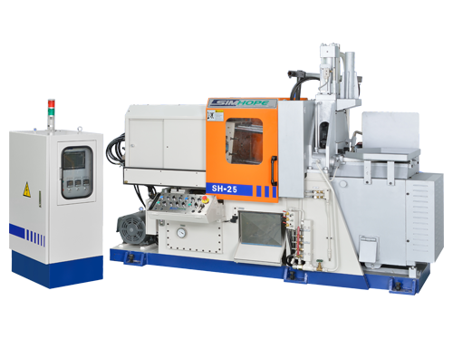 hot chamber die-casting machine