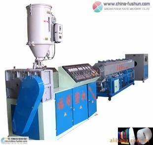 PLASTIC STICK AND ORGANIC PLATSTIC CLARITY TUBE PRODUCTION LINE