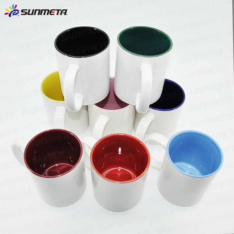 sublimation ceramic mugs wholesale heat transfer cups