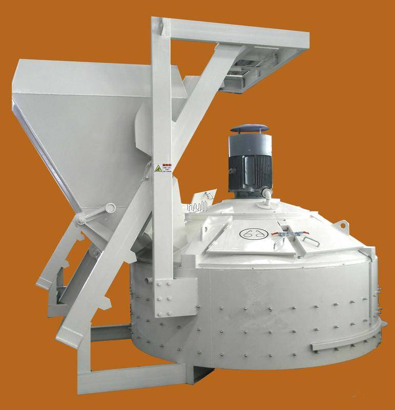 High Efficiency SMP330 Strong Concrete Mixer with Compact Design