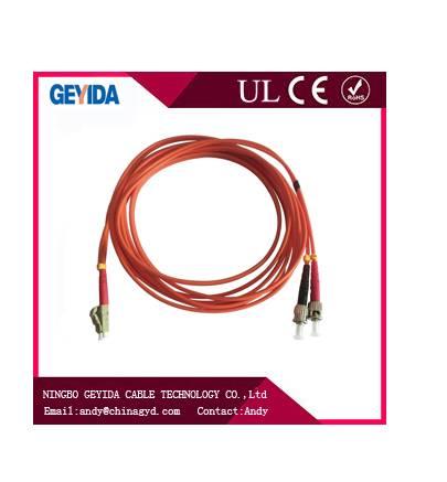FC/UPC-LC/UPC Duplex fiber optic patch cord