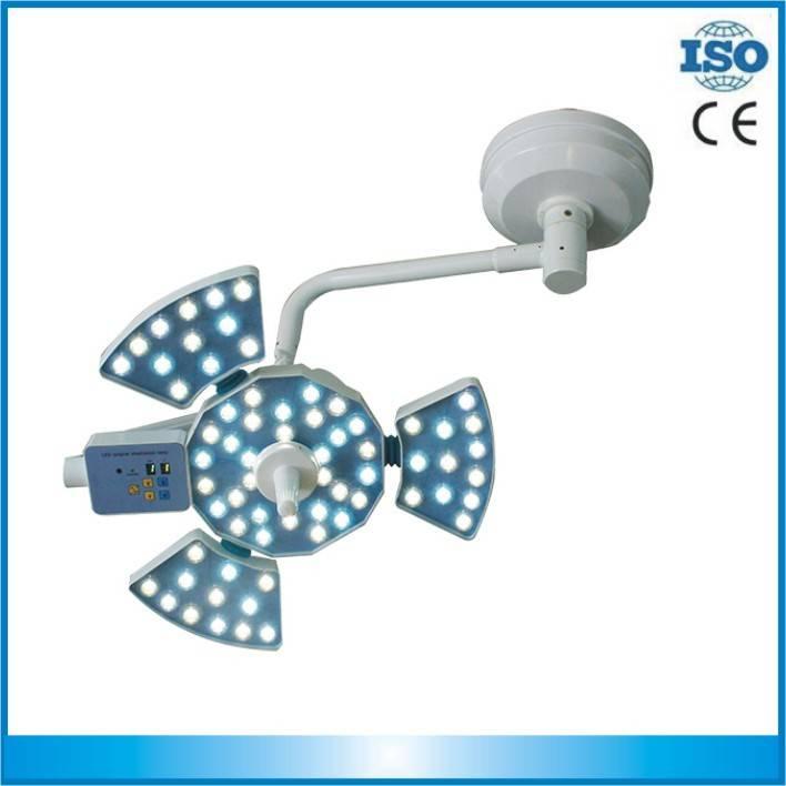 Single head LED overhead surgery light