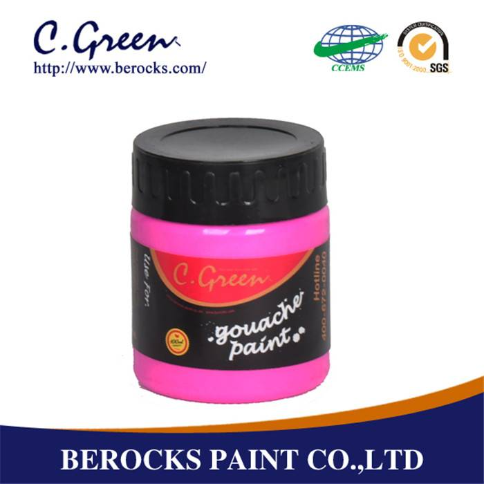 environmental-friendly water color paint set acrylic coating