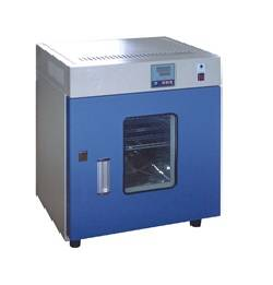 microcomputer controlled intelligent forced air blast drying oven/ sterilizer
