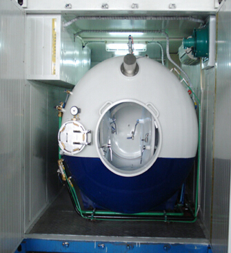 hyperbaric chamber, diving decompression chamber,pressure-relief tank, multi-function hyperbaric