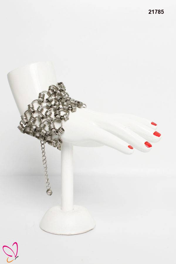Metallic Bracelet, Chain Bracelet