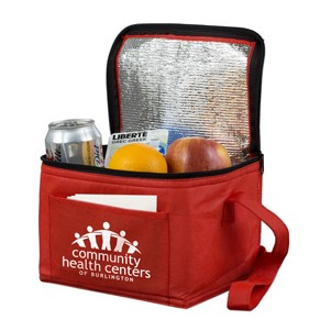 Promotional Non-Woven Cool Tote BagPromotional Insulated Cooler Bag Insulated Cooler Bag