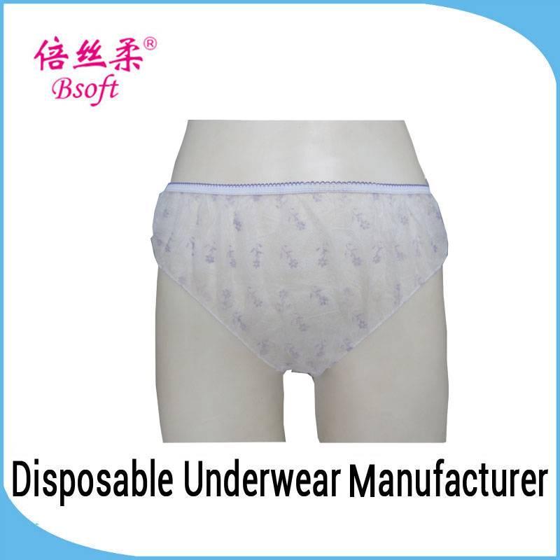 2016 New design disposable underwear sex clothes for women