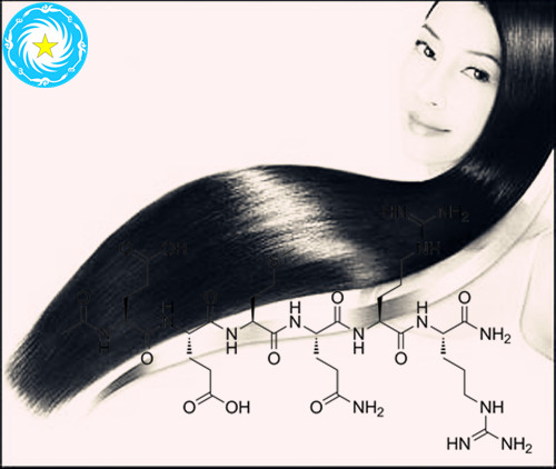 effective hair conditioning Acetyl Dipeptide-1 Cetyl Ester Cas No: 196604-48-5