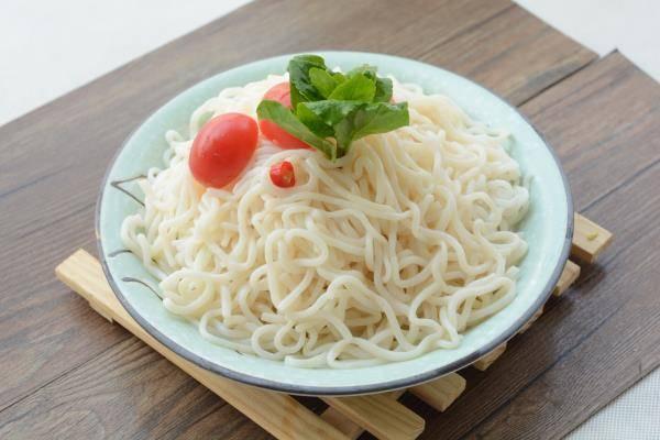 Halal instant noodles shirataki spaghetti pasta konjac noodles gluten free