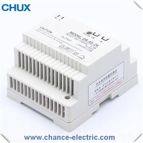 DIN RAIL type  power supply 60W