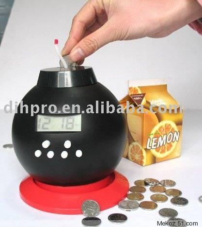 Money saving box